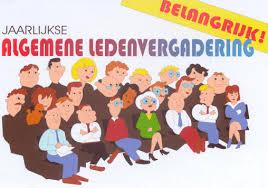 Uitnodiging Algemene Leden Vergadering (ALV)